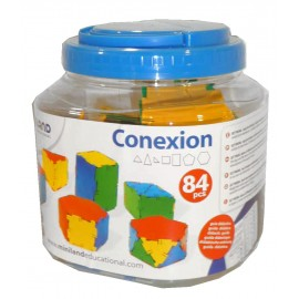 Conexión Set Prismas 84 piezas